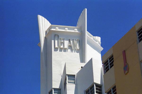 Photograph - Miami Beach - Art Deco 13 by Frank Romeo