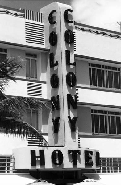 Photograph - Miami Beach - Art Deco 17 by Frank Romeo