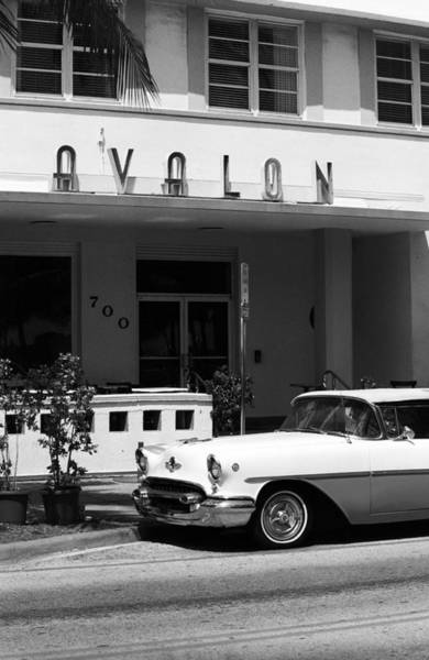 Photograph - Miami Beach - Art Deco 18 by Frank Romeo