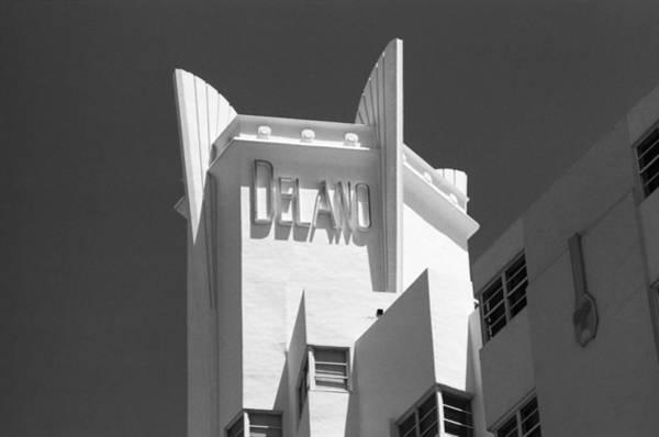 Photograph - Miami Beach - Art Deco 23 by Frank Romeo