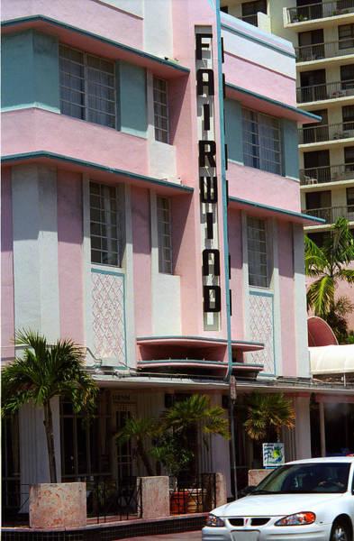 Photograph - Miami Beach - Art Deco 25 by Frank Romeo
