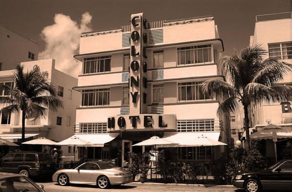 Photograph - Miami Beach - Art Deco 31 by Frank Romeo