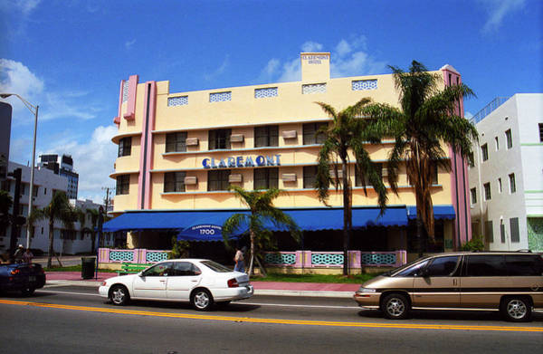 Photograph - Miami Beach - Art Deco 38 by Frank Romeo