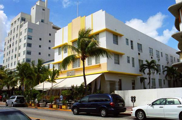 Photograph - Miami Beach - Art Deco 42 by Frank Romeo
