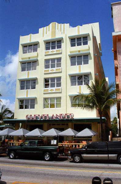 Photograph - Miami Beach - Art Deco 43 by Frank Romeo
