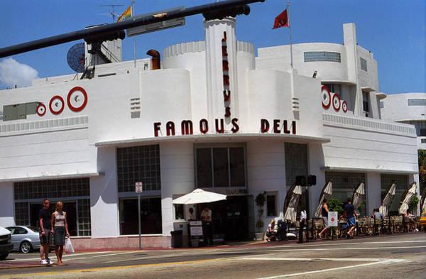 Photograph - Miami Beach - Art Deco 46 by Frank Romeo