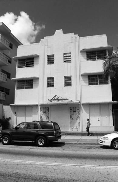 Photograph - Miami Beach - Art Deco 53 by Frank Romeo
