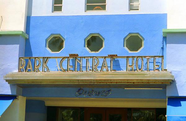 Photograph - Miami Beach - Art Deco 6 by Frank Romeo