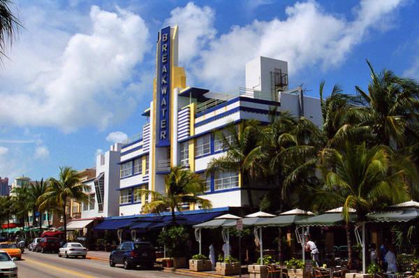 Photograph - Miami Beach - Art Deco 61 by Frank Romeo