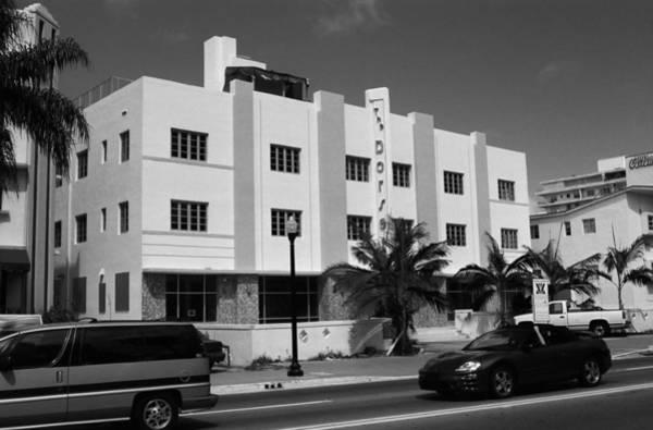Photograph - Miami Beach - Art Deco 63 by Frank Romeo