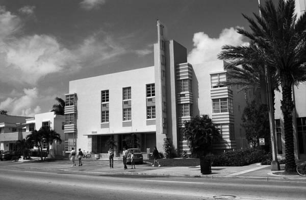 Photograph - Miami Beach - Art Deco 64 by Frank Romeo