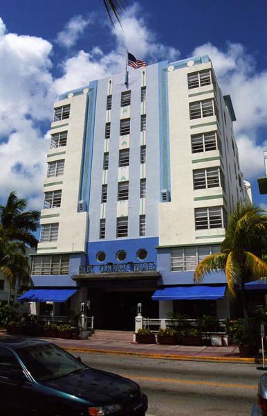 Photograph - Miami Beach - Art Deco 7 by Frank Romeo