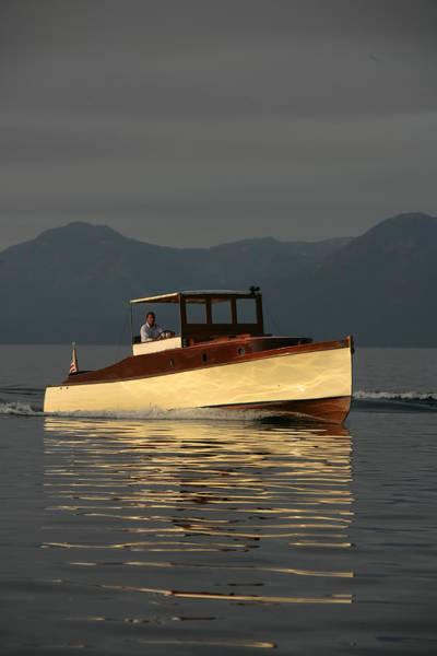 Photograph - Miami Lake Tahoe by Steven Lapkin