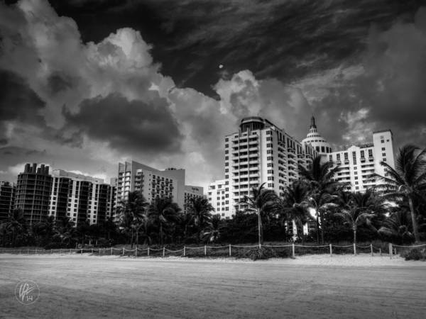 Photograph - Miami - South Beach 006 by Lance Vaughn