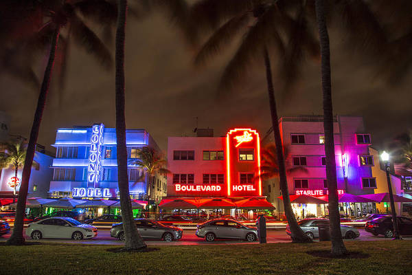 Photograph - Miami South Beach by John McGraw