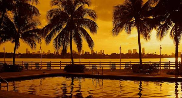 Photograph - Miami South Beach Romance by Monique Wegmueller