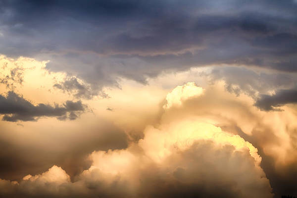 Photograph - Michael Angelo Cloudscape by James BO Insogna