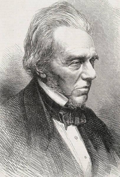 Wall Art - Photograph - Michael Faraday by George Bernard/science Photo Library