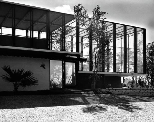 Miami Dade County Photograph - Michael Heller's Home In Miami by Rudi Rada