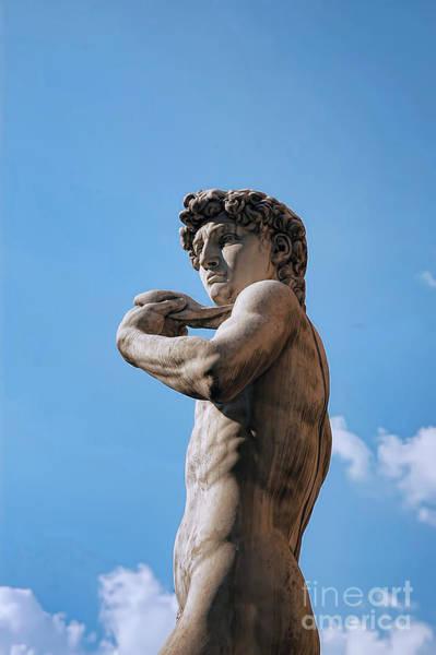 Photograph - Michelangelo's David by Brenda Kean