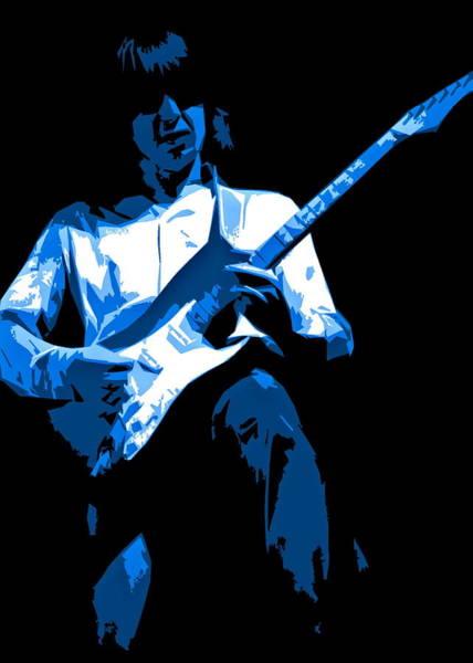 Photograph - Mick Blues Art  by Ben Upham