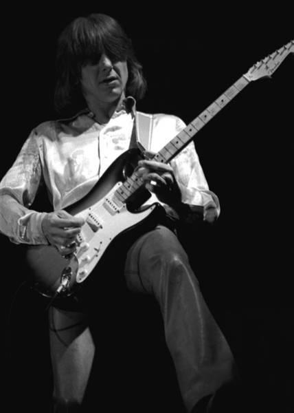 Photograph - Mick Rocks 1977 by Ben Upham