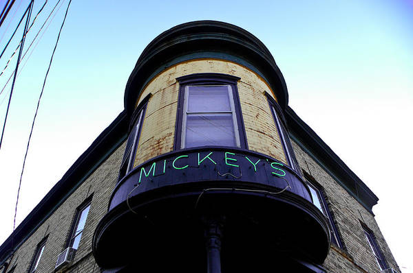 Photograph - Mickey's by Jp Grace