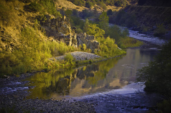 Photograph - Middle Fork Magic by Sherri Meyer