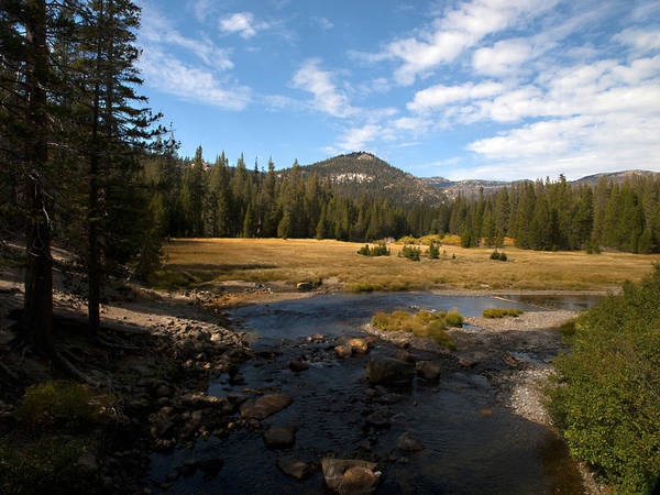 San Joaquin Valley Photograph - Middle Fork Of The San Joaquin River by Joe Schofield