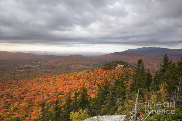 Photograph - Middle Sugarloaf Mountain - Bethlehem New Hampshire by Erin Paul Donovan