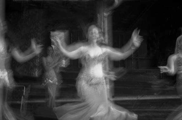 Photograph - Mideastern Dancing 7 by Catherine Sobredo