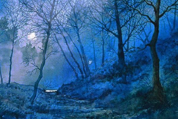 Painting - Midsummer Night's Dream by Glenn Marshall