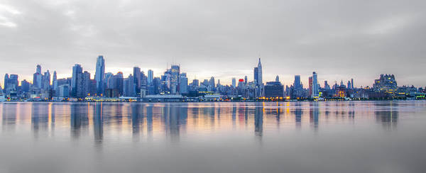 Wall Art - Photograph - Midtown Morning by Bill Cannon