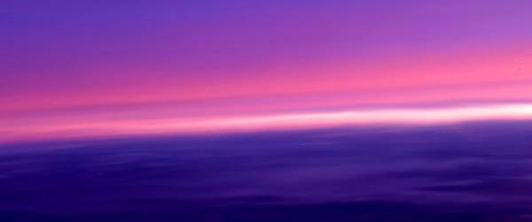 Purple Haze Photograph - Midwestern Skies by Nick Gustafson