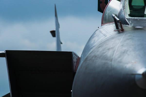 Interceptor Photograph - Mig-31 Interceptor by Alexander Senin