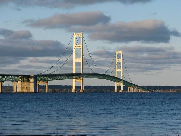 Photograph - Mighty Mac In December by Keith Stokes