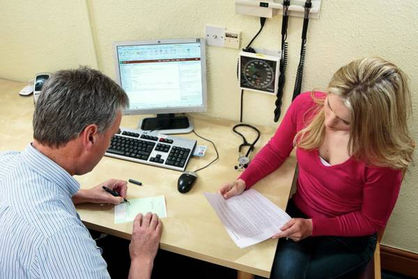 Diagnose Photograph - Migraine And Depression Consultation by Saturn Stills