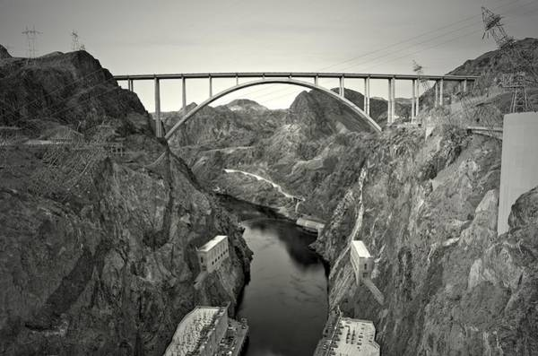 Photograph - Mike O Callaghan  Pat Tillman Memorial Bridge by Mark Ross