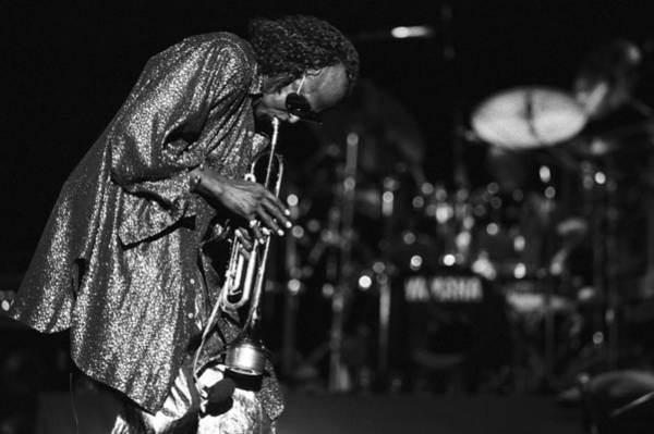 Photograph - Miles Davis 1 by Dragan Kudjerski