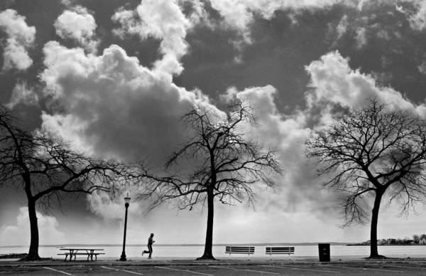 Stamford Photograph - Miles High by Diana Angstadt
