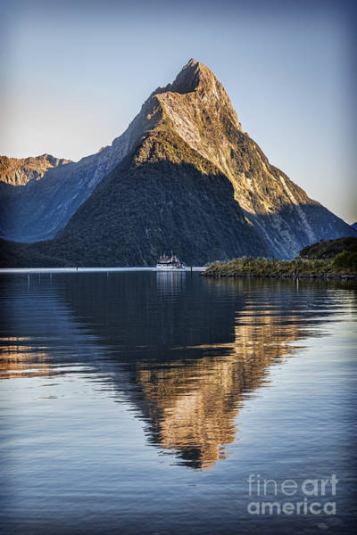 Milford Photograph - Milford Sound by Colin and Linda McKie