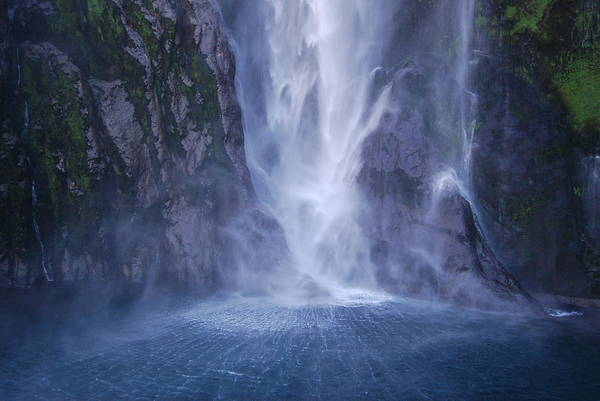 Photograph - Milford Sound New Zealand by Jocelyn Friis