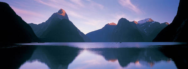 Milford Photograph - Milford Sound, New Zealand by Panoramic Images