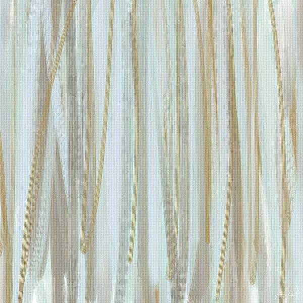 Mocha Painting - Milky Brew by Lourry Legarde