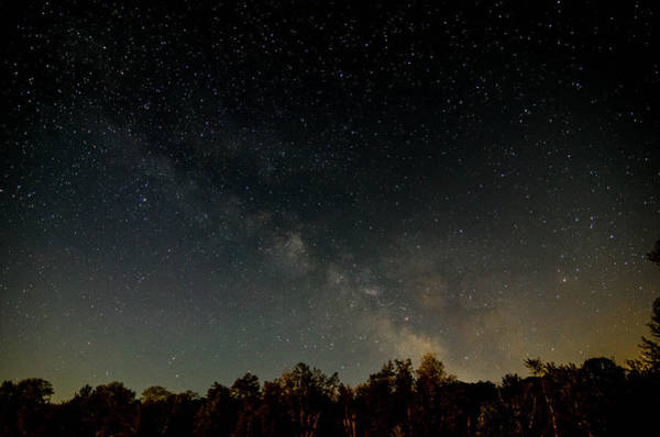 Photograph - Milky Way by Guy Whiteley