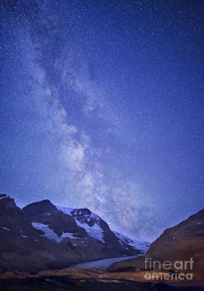 Milky Way In Jasper Art Print