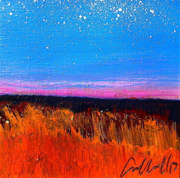 Painting - Milky Way by Les Leffingwell