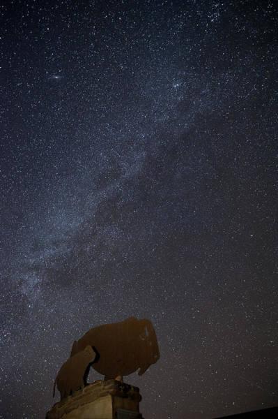 Photograph - Milky Way  by Melany Sarafis