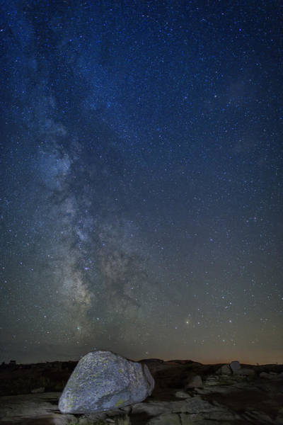 Photograph - Milky Way Over Cadillac by Rick Berk