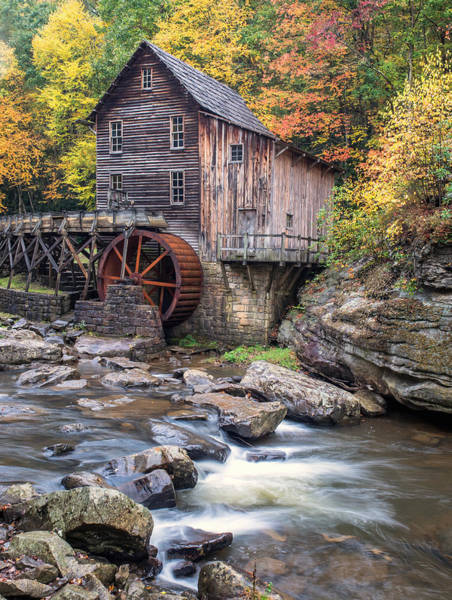 Wall Art - Photograph - Mill View by Stevan Tontich